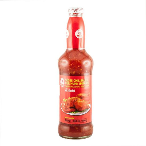 L1 Cock Sweet Chili Sauce For Chicken 800g Hikifood